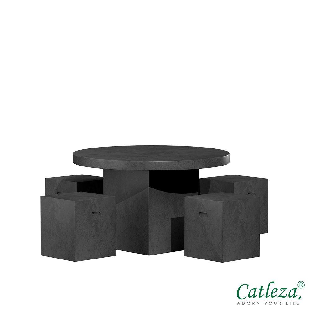 Fiber Table round 003