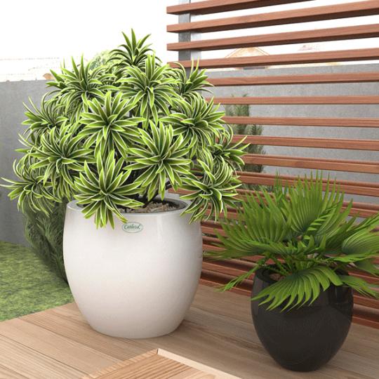 Composite Planter Rondo